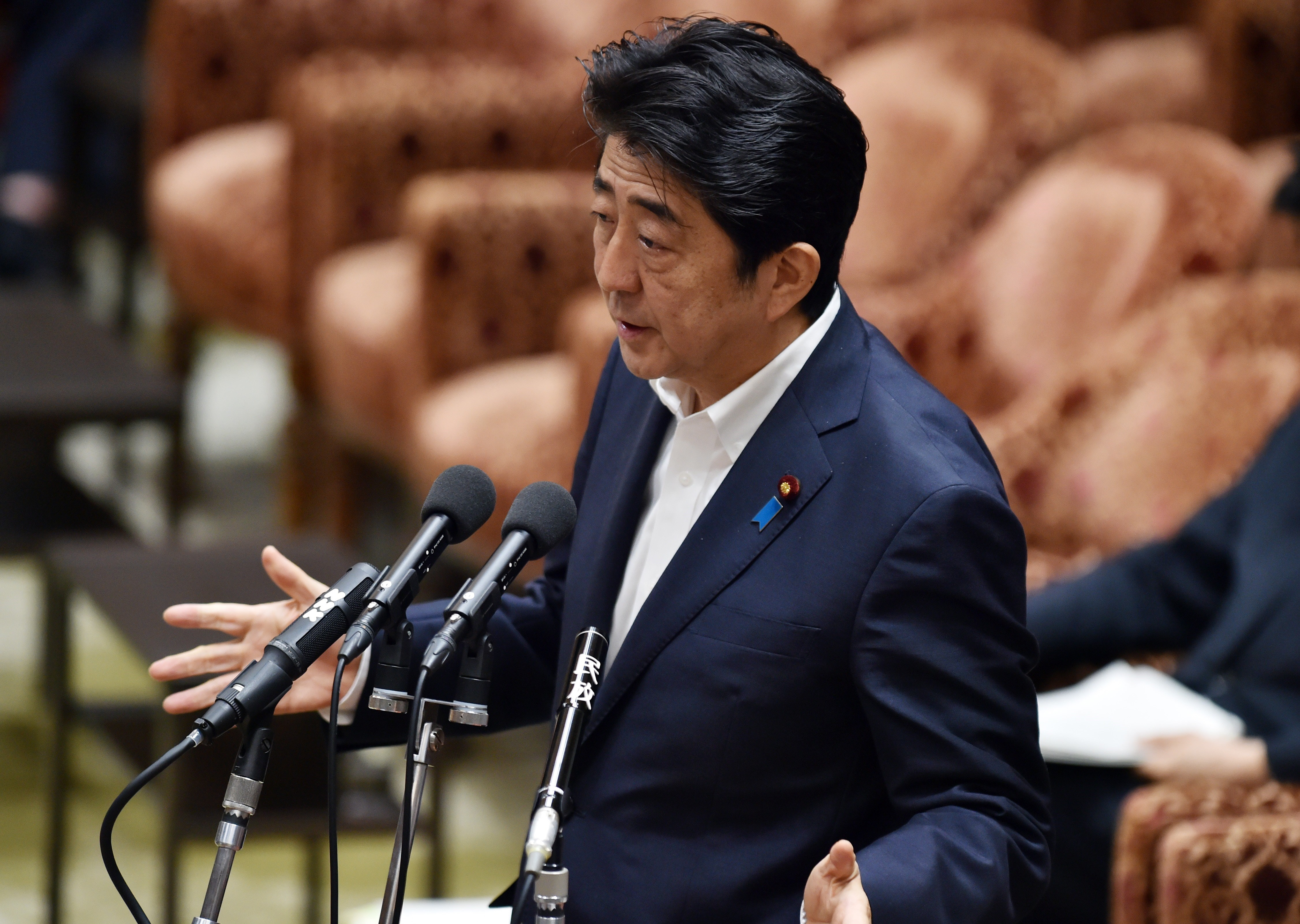 Japan Prime Minister to Skip World War II Anniversary Visit to China