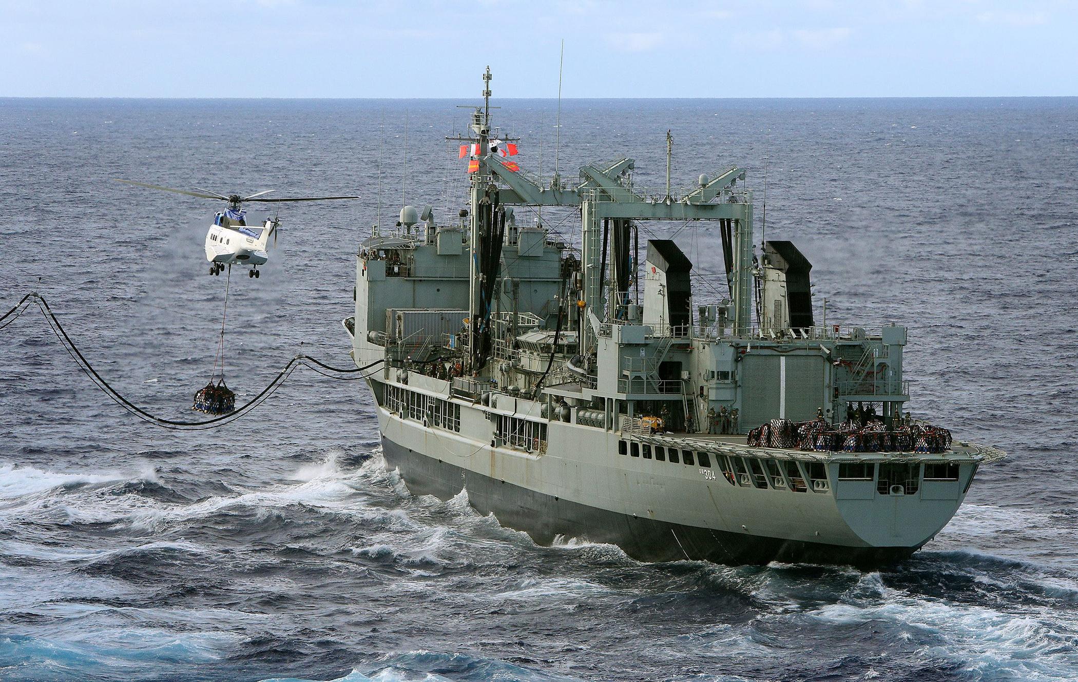 Australia keen to join India, U.S. naval drills