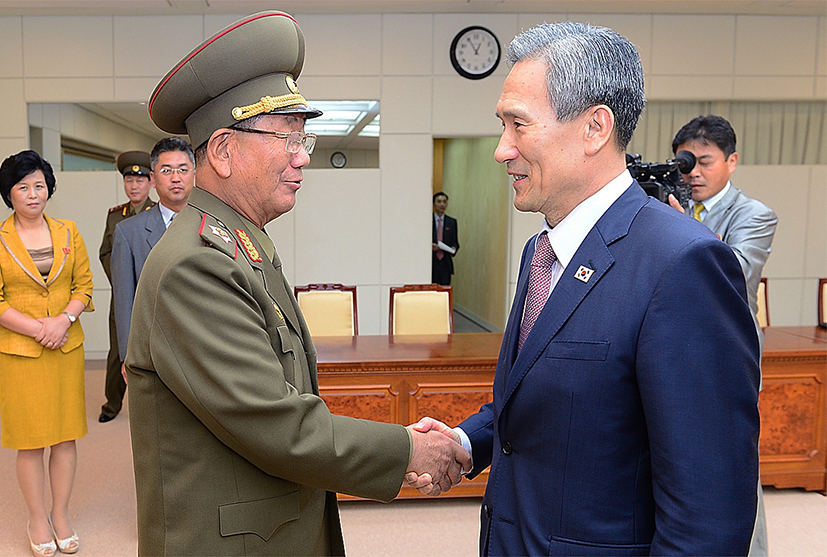 Rival Koreas Repeatedly Retreat From Tipping Point