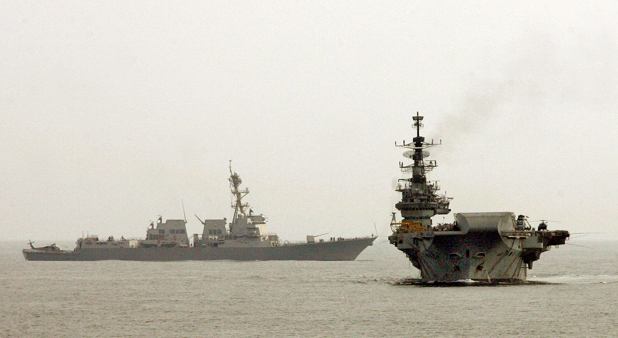 India, Australia to hold naval drills with eye on China