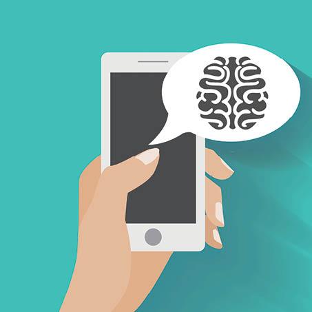 智能手机改变 大脑与拇指交互