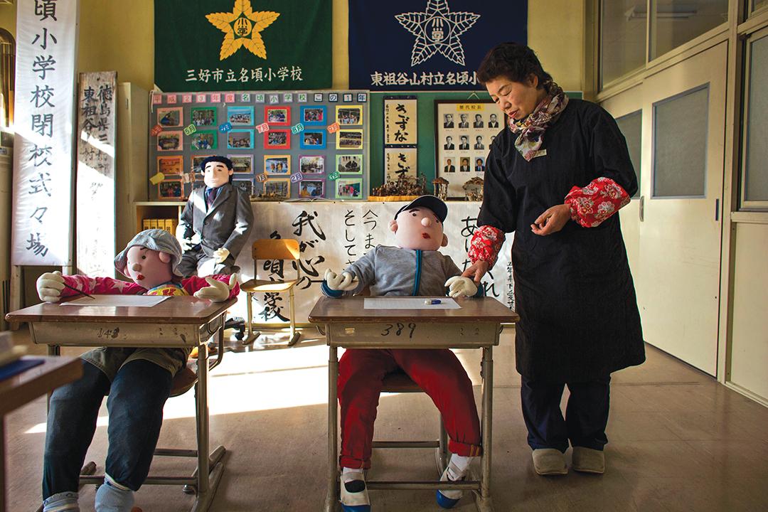 日本人偶村,时光在此凝固