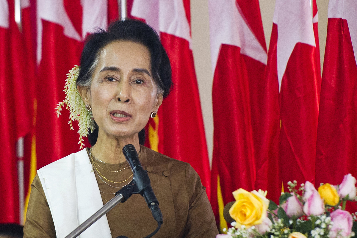 Peace a top priority for Burma's new government