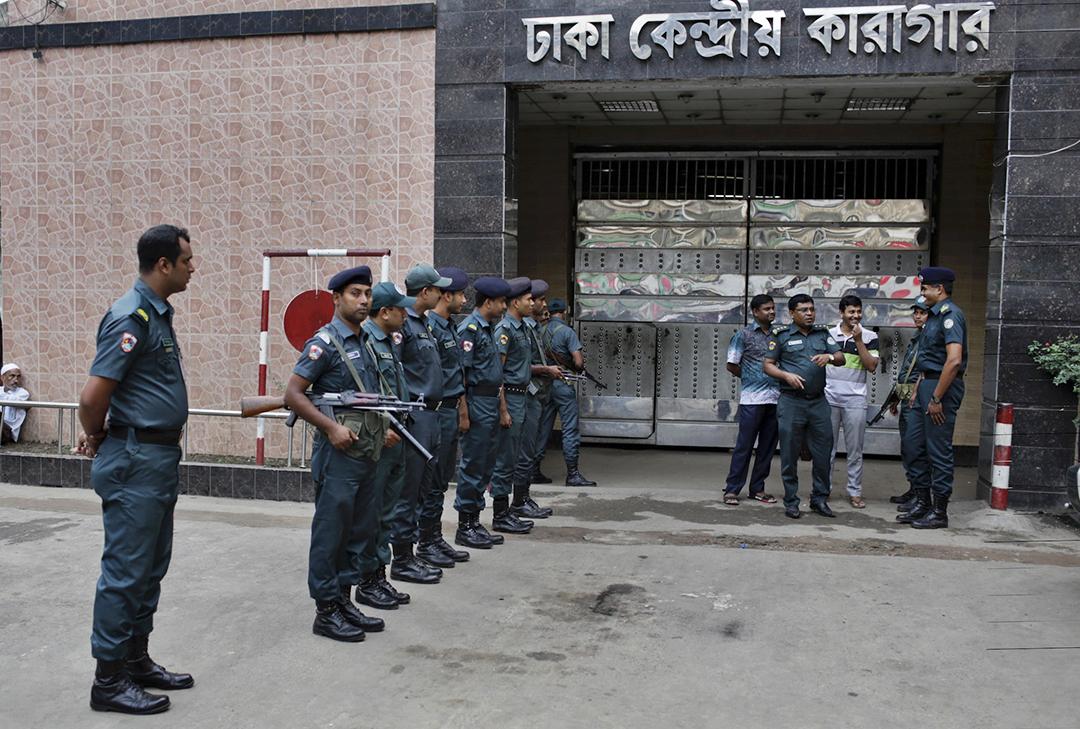 Pihak berwenang Bangladesh menangkap lebih dari 5.000 tersangka dalam penindakan tegas terhadap ekstremis