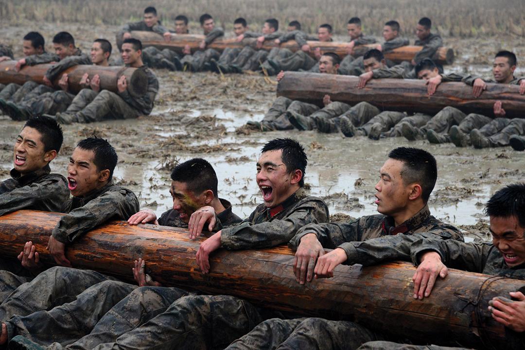 中国通过 争议性 反恐法