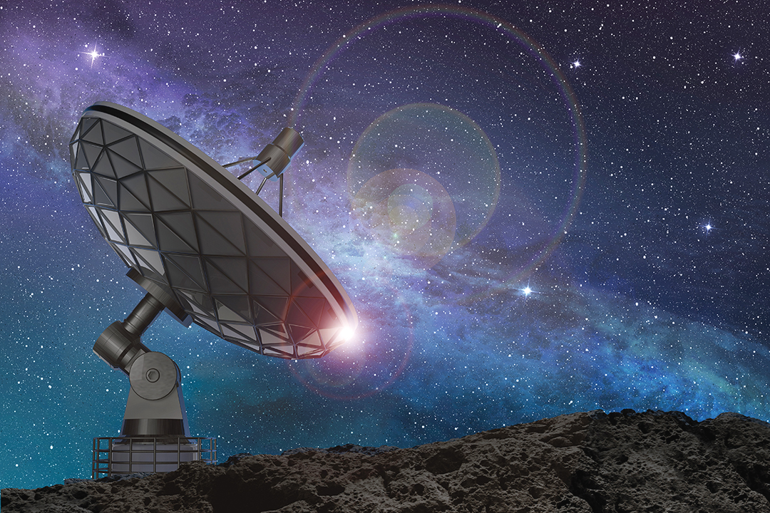 Radio signal stirs talk of extraterrestrials
