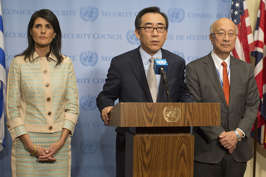 UN vows to toughen sanctions against North Korea