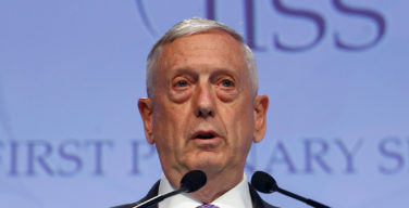 Mattis assures allies, increases pressure against North Korea