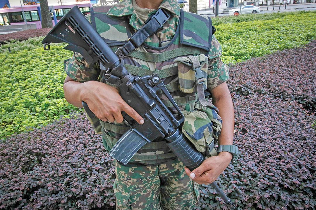 Counterterrorism in Malaysia