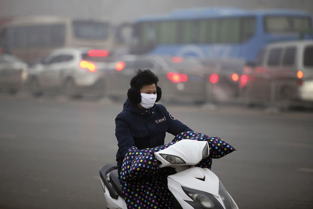 China: Toughening Vehicle Emission Standards
