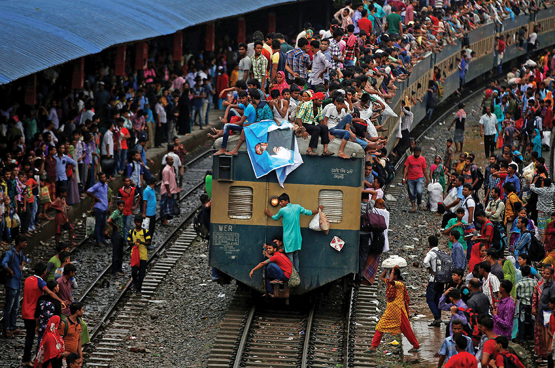 Bangladesh: Historic railway deal inked