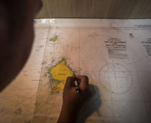 Asserting sovereignty, Indonesia renames part of South China Sea