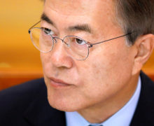 Moon charts diplomatic path to ease strife on Korean Peninsula
