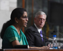 India, U.S. bolster defense ties, join hands in terror fight