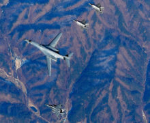 U.S., ROK demonstrate strength of alliance in Vigilant Ace 18