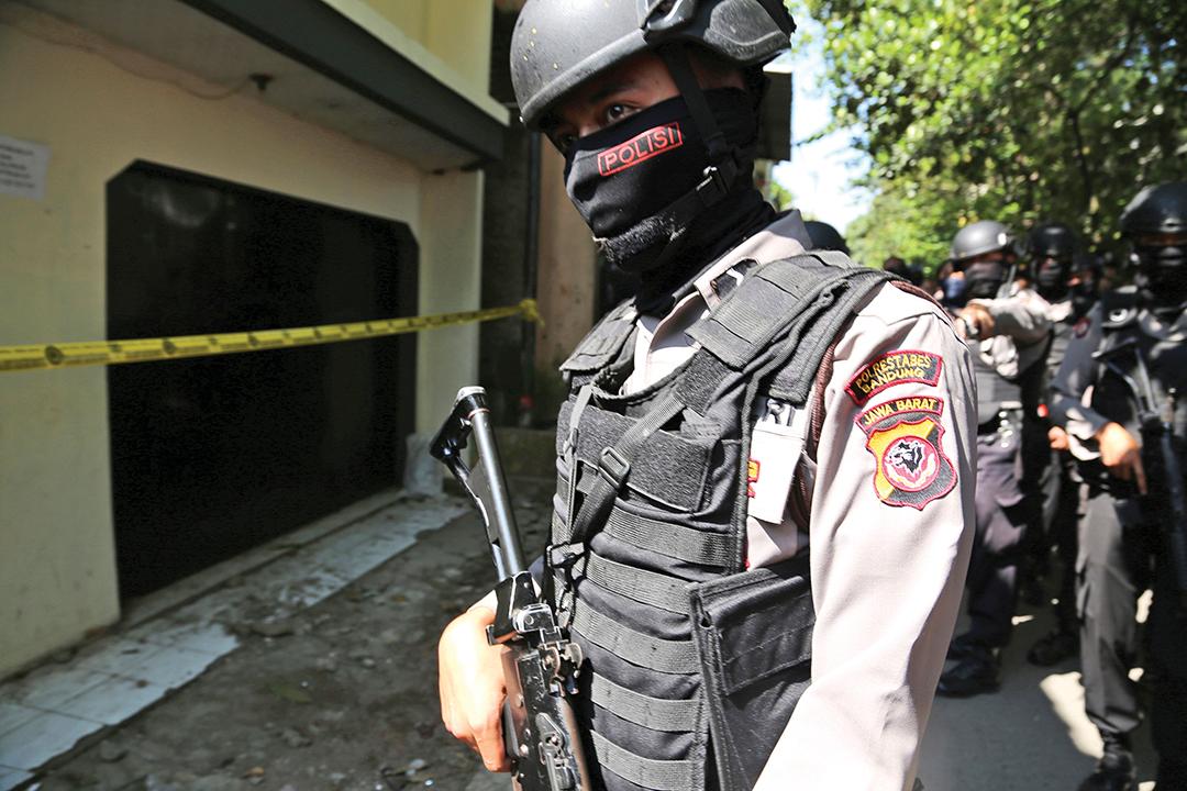 印尼将出台 新法律允许监禁 归国激进分子