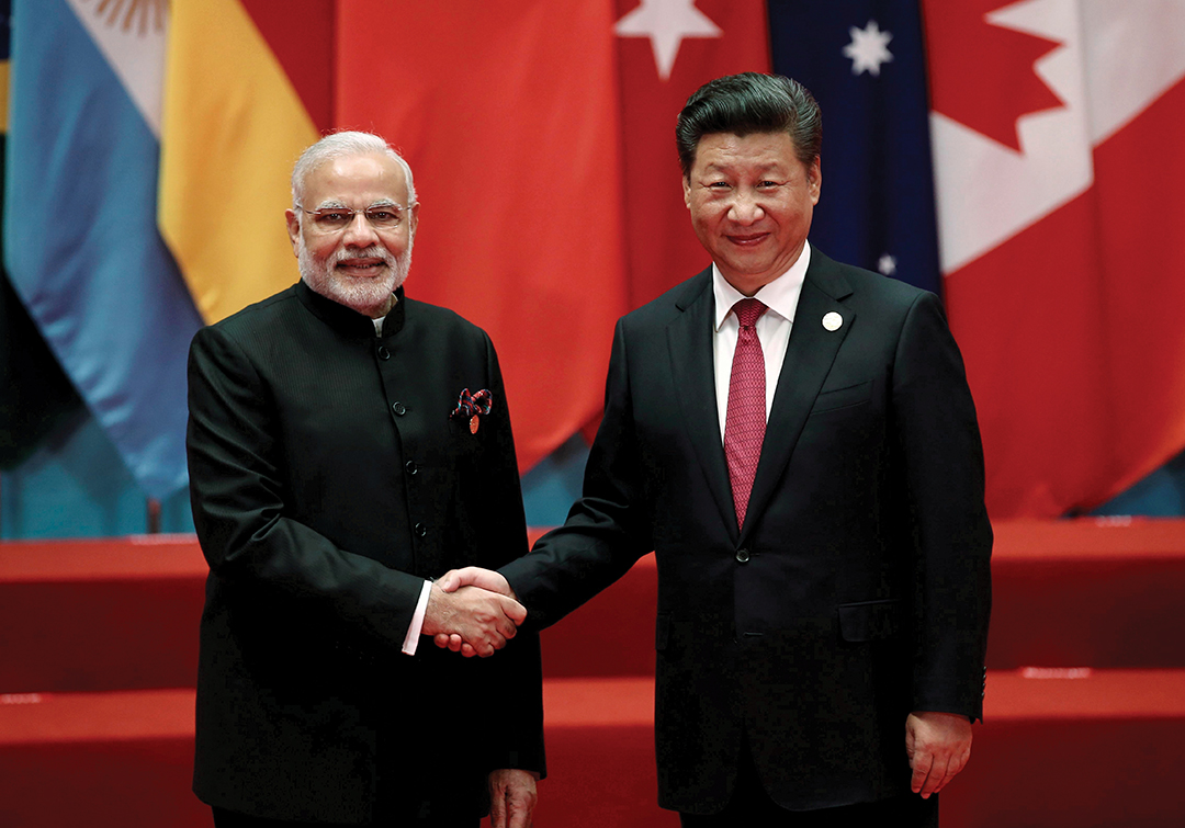 India's Aspirations, Concerns and Interests Meet China's Policy Positions
