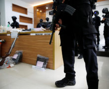 Indonesia to add hundreds of counterterrorism police
