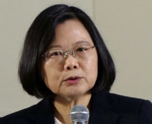Taiwan protests China's opening of aviation routes over Taiwan Strait