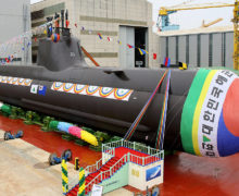 New sub adds firepower to ROK Navy's arsenal