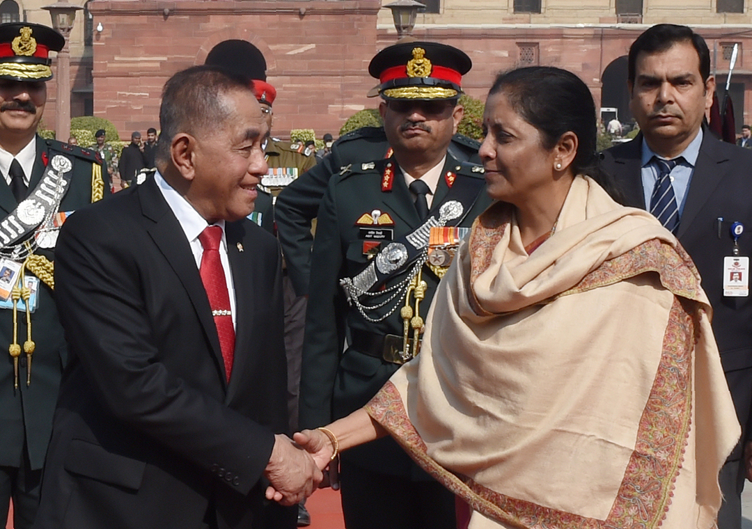 India, Indonesia bolster defense relationship