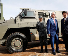 Australia aims to become top 10 defense exporter