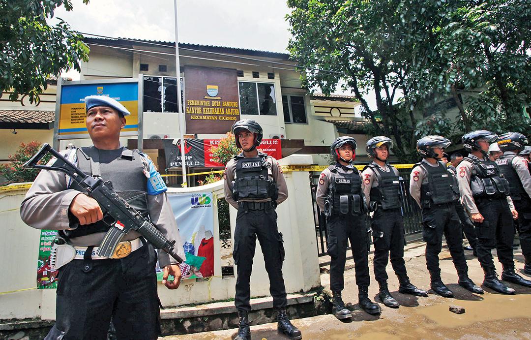 지역 안보를 위한  공통 기반 찾기