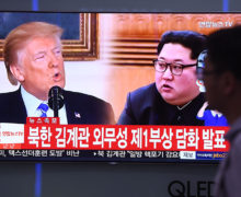 Trump cancels summit, citing 'open hostility' by North Korea