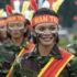 Women moving up the ranks in Indonesia's military