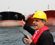 Some Indo-Pacific buyers slash oil imports from Iran before sanctions kick in