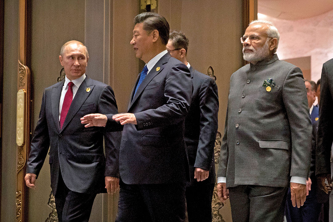 China: BRICS Countries Cooperate on Terrorism