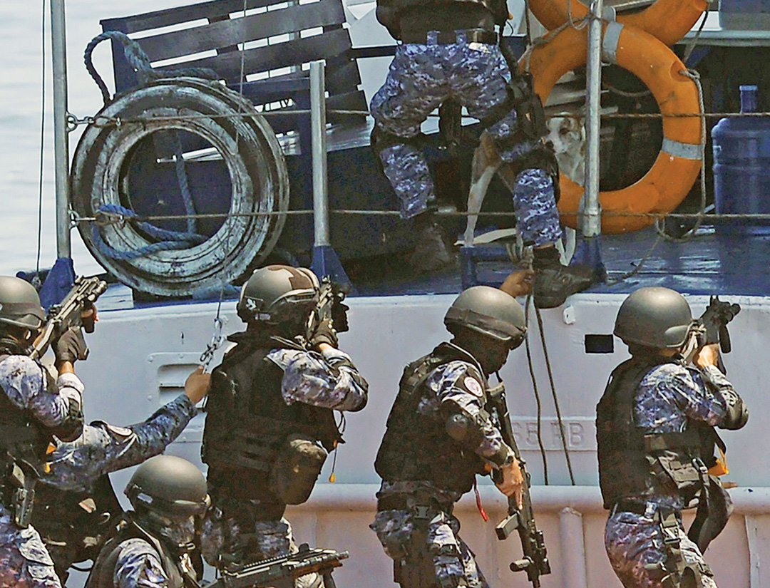 Japan to Build Radar Stations for Philippines Counterpiracy Operations