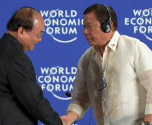 Mutual interests warm defense ties between Philippines, Vietnam