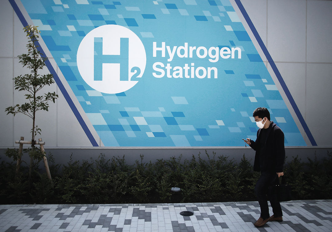 Japan: Hydrogen fueling stations to nearly double by 2022