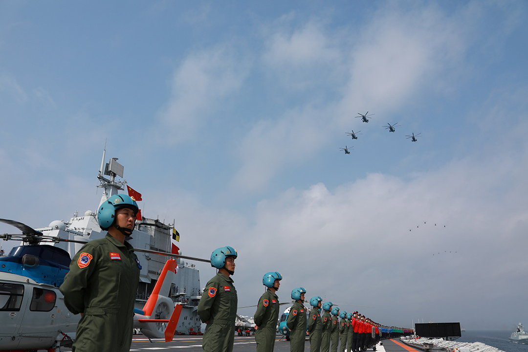 PLA likely training for strikes against U.S., according to Defense Department report