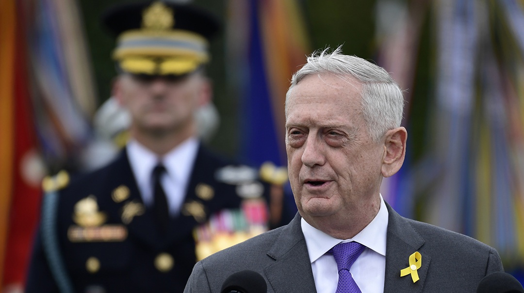 U.S. ties with China not worsening, despite bumps, scrapped visit, say Mattis