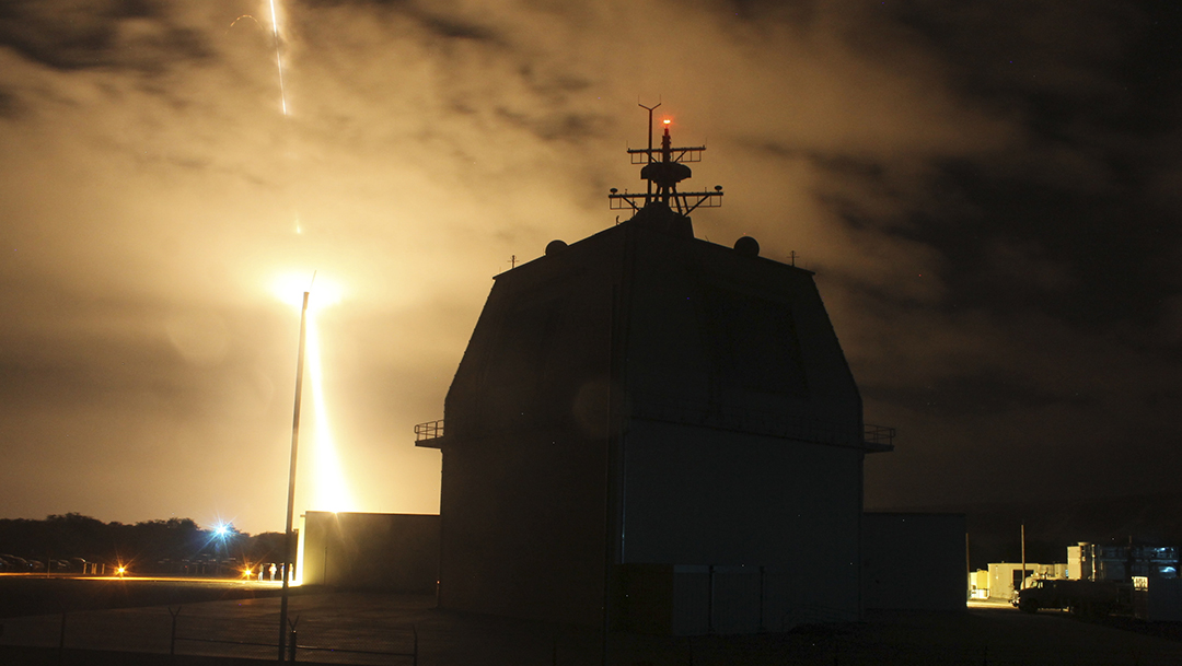 Japan, U.S. say missile defense test a success
