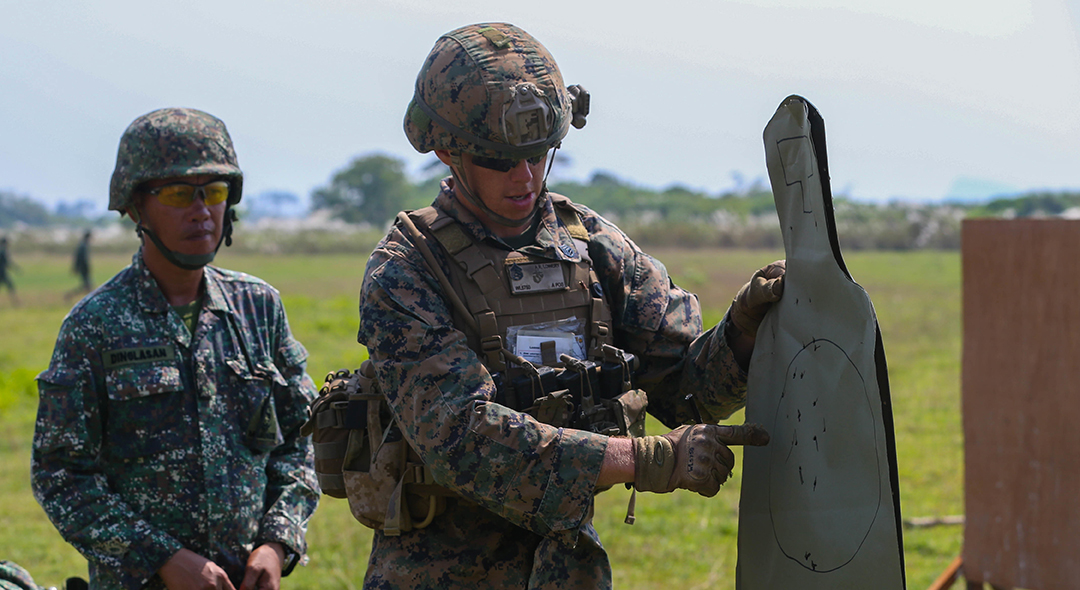 Trilateral exercise in Philippines focuses on HADR, counterterrorism