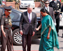 India, U.S. planning first tri-service military exercise