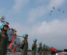 Xi orders South China Sea contingent to prepare for war