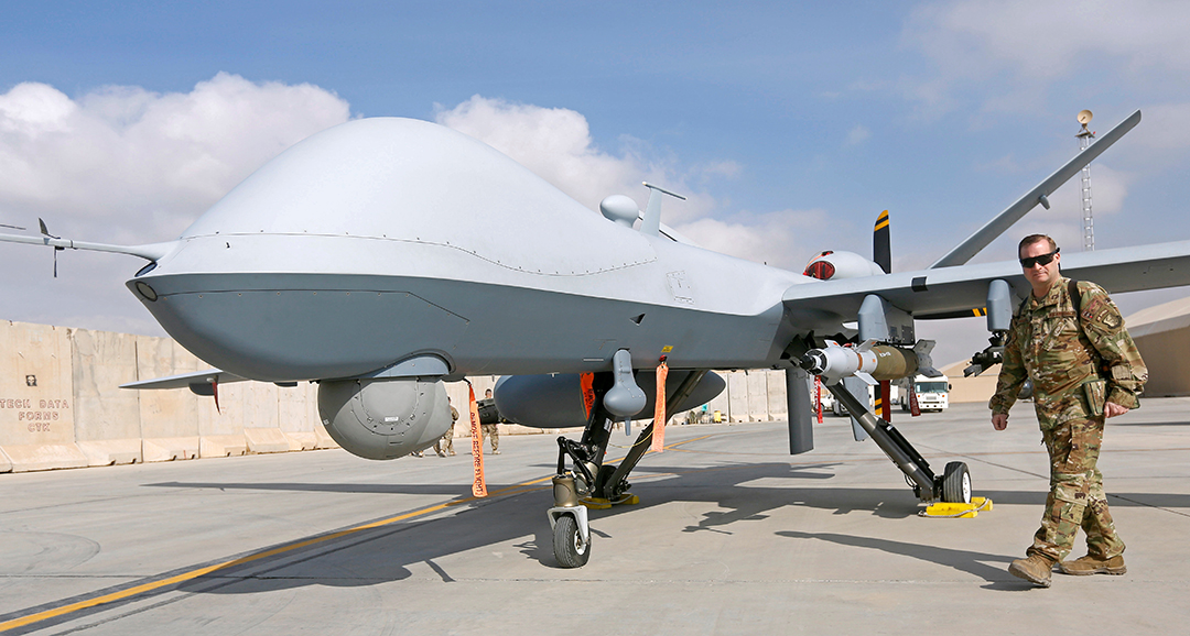 Australia building aerial might with UAV purchase
