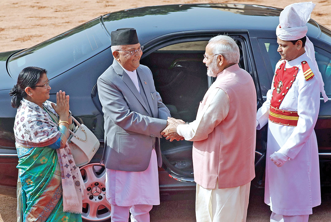 India/Nepal: Increasing connectivity by rail, water