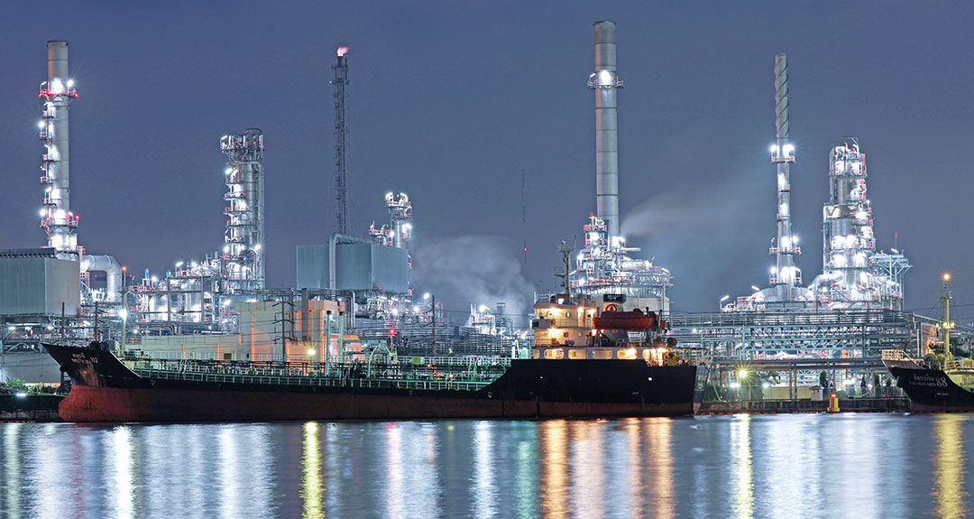 THAILAND: Energy companies expand in Southeast Asia