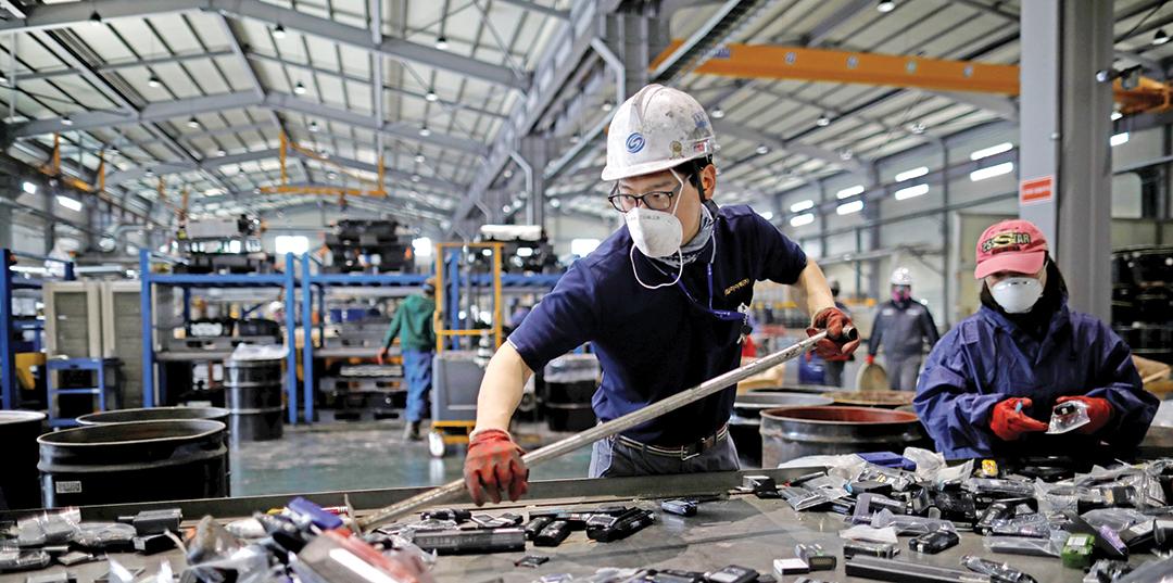 'Pertambangan kota' di Korea Selatan menghemat bahan baterai langka