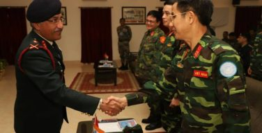 India, Vietnam defense links counter PRC territory grab