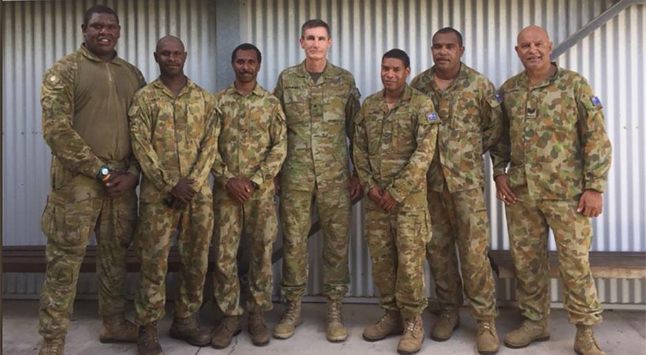 オーストラリア軍による先住民の新兵雇用が8.8パーセントに増加 | Indo ...