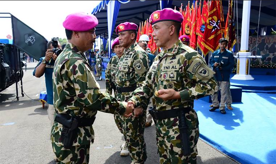 Indonesia to modernize its Marine Corps