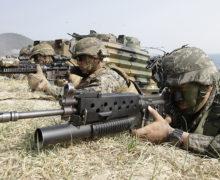 米国、韓国との春季軍事訓練の規模を縮小