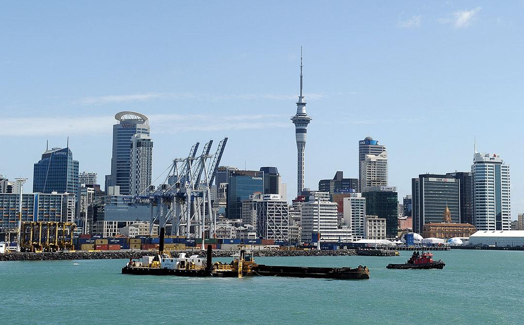 ニュージーランド: 旅行者税