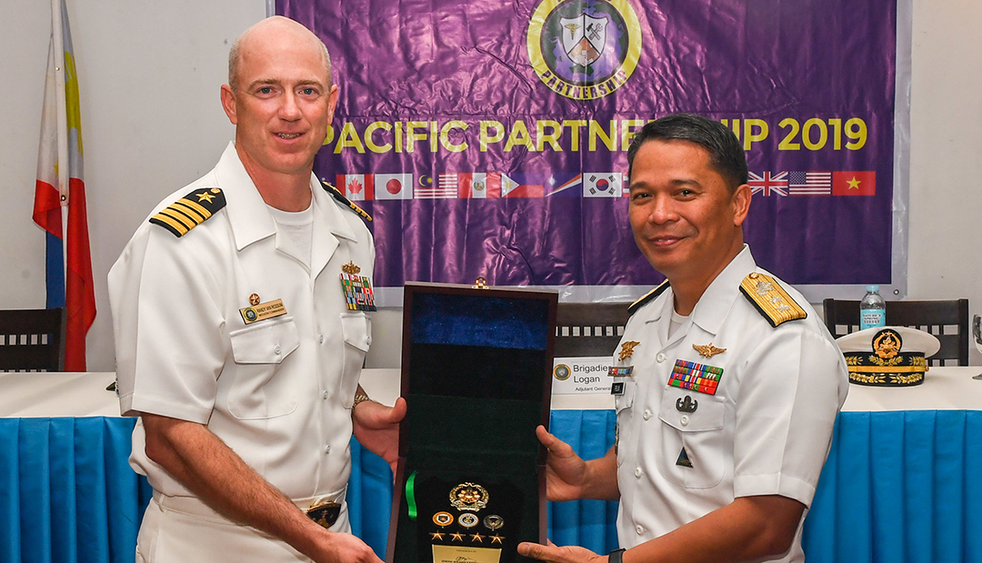 Pacific Partnership 2019 concludes mission stop in Philippines
